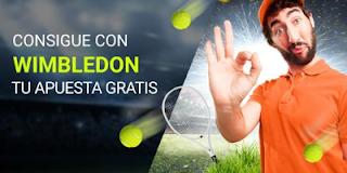 Gana con luckia 2 apuestas gratis apostando en Wimbledon 2017