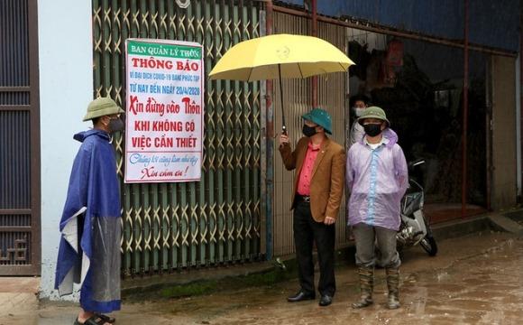 Bắc Giang làm nghiêm ngặt, người dân không được đi Hà Nội, TP. Hồ Chí Minh