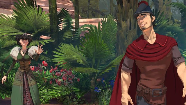 King's Quest on PlayStation 4