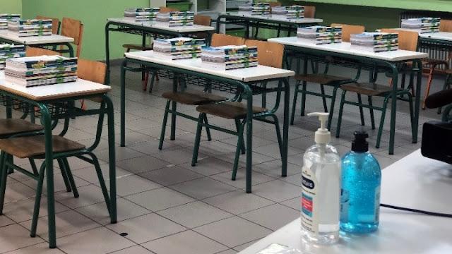 Μέτρα για το ασφαλές άνοιγμα των σχολείων ζητάει το Σωματείο Ιδιωτικών Υπαλλήλων Αργολίδας