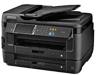 Epson WorkForce WF-7620 Driver