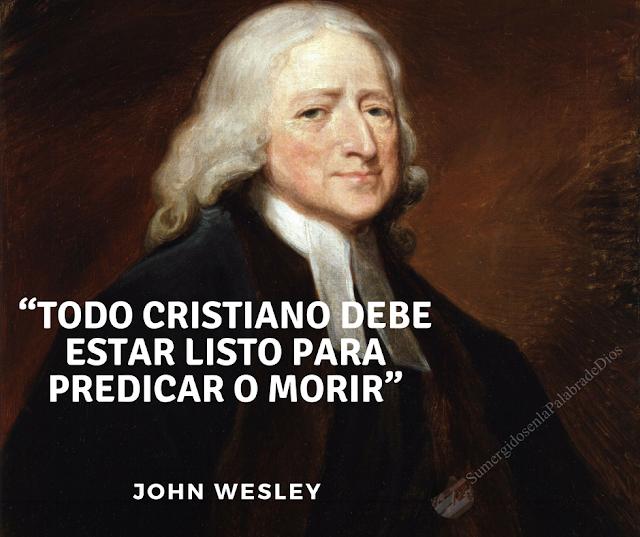 Frases Celebres John Wesley