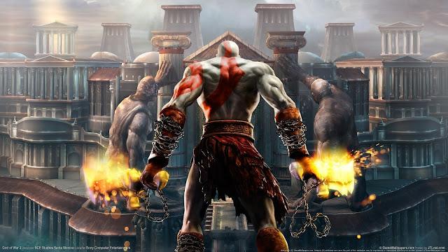 download god of war 2 for PC