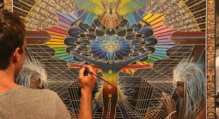 visionary Art by Jeff Angelo