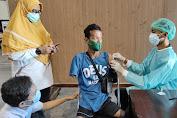 Unej Adakan Vaksinasi Khusus Difabel