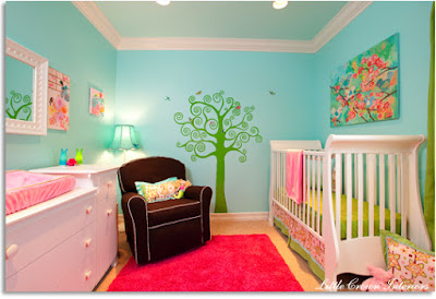 Five Creative Baby Nursery Decor Ideas