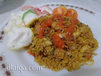 Nasi Goreng Seafood ala Rika (2)