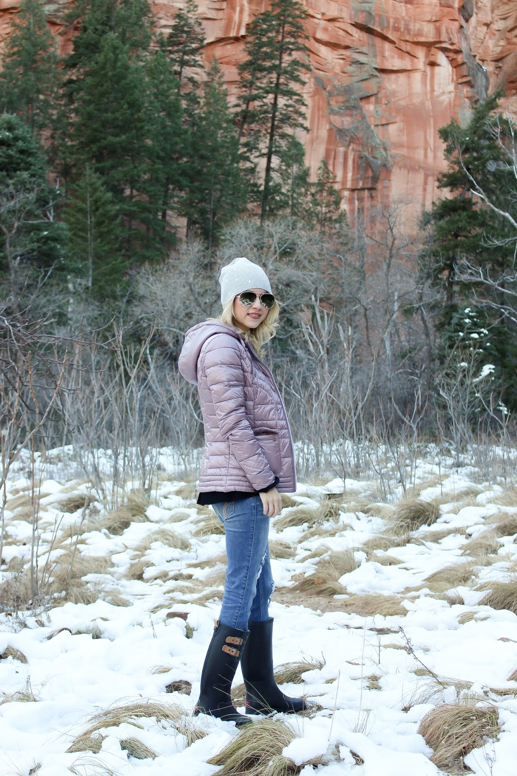 jacket - it girl - coat style - puffer - pink coat - simply sutter