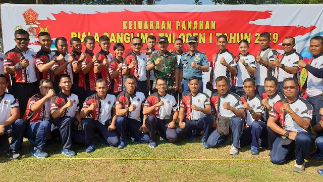 Kupek Shinta Ikuti Kejuaraan Panahan Olimpiade Militer di Tiongkok