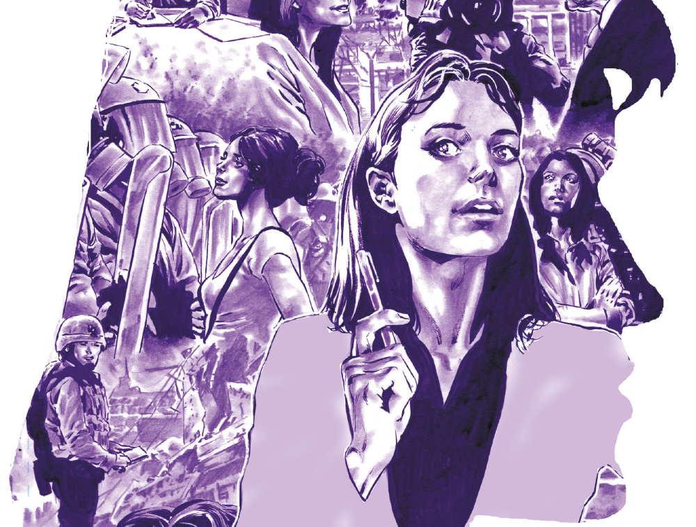Lois Lane, 1 al 6, de Greg Rucka y Mike Perkins