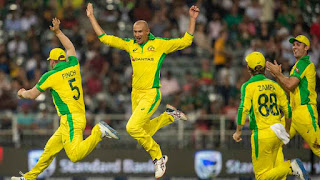 South Africa vs Australia 1st T20I 2020 Highlights
