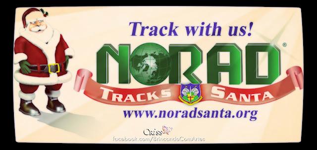 NORAD Rastreador de Papai Noel