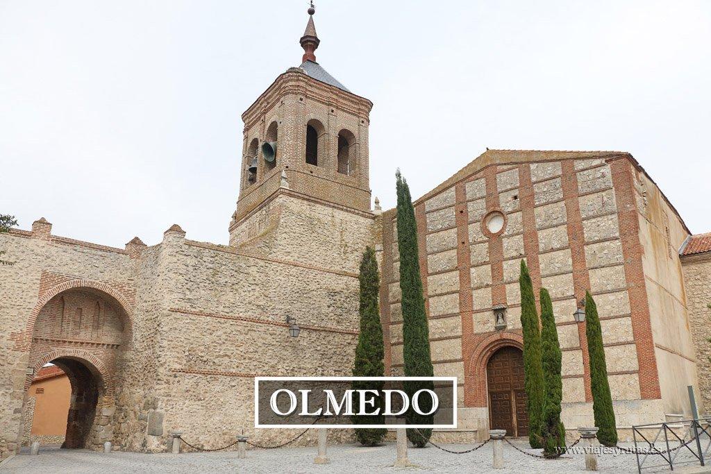 Qué ver en Olmedo