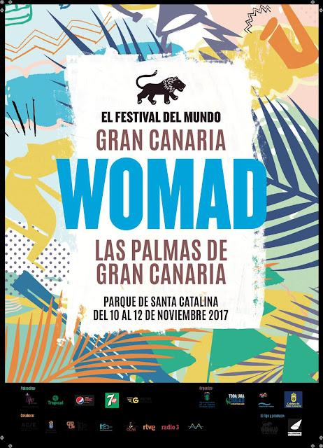 WOMAD Las Palmas de Gran Canaria