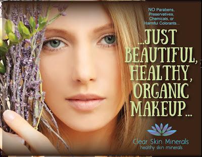 healthy whole organic makeup skincare