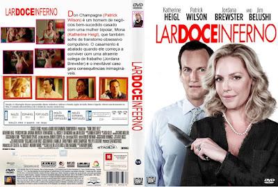 Filme Lar Doce Inferno (Home Sweet Hell) DVD Capa