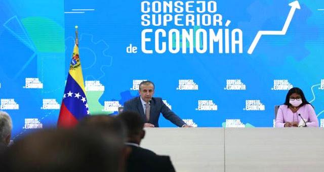 EL CONSEJO SUPERIOR DE ECONOMÍA PREVÉ SUSTITUIR CIERTAS IMPORTACIONES