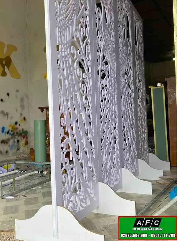Nhận cắt cnc hoa văn trang trí tại Phú Quốc