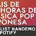 Escute 10 horas de J-POP / Música Pop Japonesa! Veja a nossa playlist no Spotify!