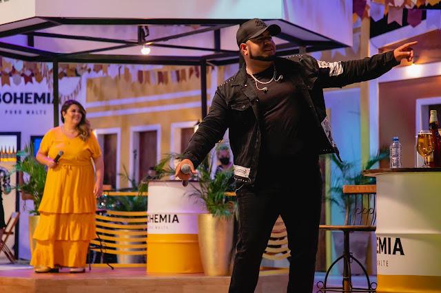 Bohemia apresenta ações para o São João e anuncia Juliette como porta-voz de cultura e tradição da marca