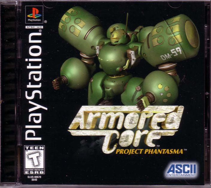armored core project phantasma hidden parts