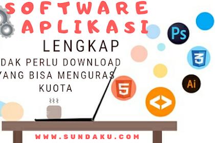 Kumpulan Software & Aplikasi Lengkap