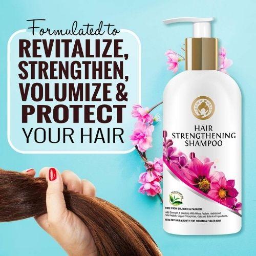 Mom World Hair Strengthening Shampoo