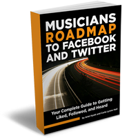 Musician's Roadmap To Facebook and Twitter image