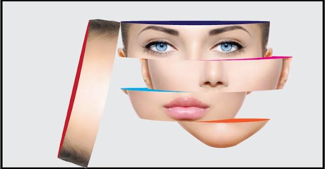 Face Sliced Effect in Adobe Illustrator