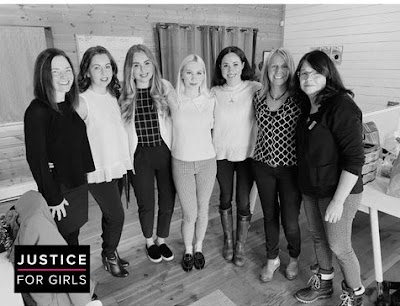 Duchess of Sussex visits Justice for Girls in Vancouver Jan 14 2020