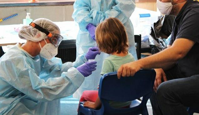 hoyennoticia.com, Más de 1.000 niños contagiados de Covid-19 en el Cesar