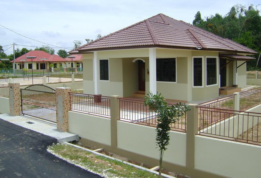 Maka Corporation Sdn Bhd Rumah Banglo 4 Bilik Jenis B