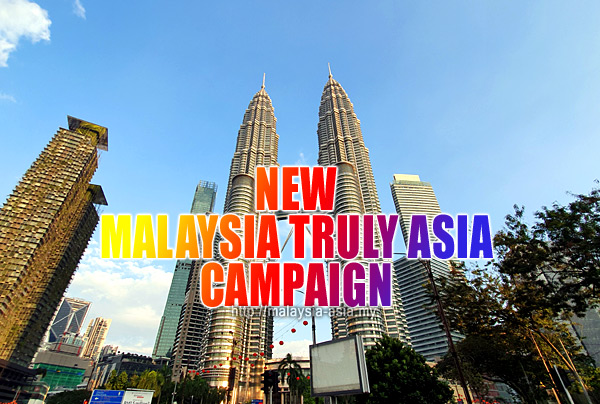 2021 New Malaysia Truly Asia Campaign