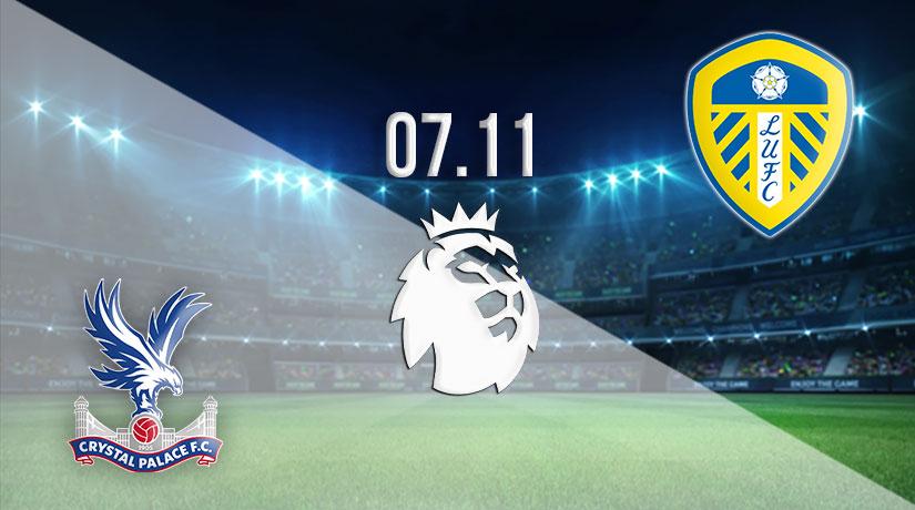 بث مباشر مباراة كريستال بالاس وليدز يونايتد