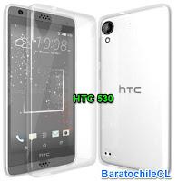 Carcasa Transparente HTC 530