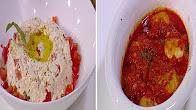 طبخة و نص حلقة 31-5-2017 مع عماد الخشت طريقة عمل مشروم محشي بالسبانخ والصلصة الحمراء - قريش بالطماطم والريحان