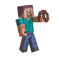 Minecraft Series 3 Steve? Overworld Figure