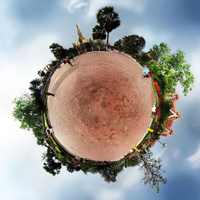Aplikasi Kamera 360 Derajat HP Android