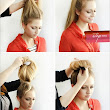 Emily Ruth: Fall Hair Trend: The Sock Bun
