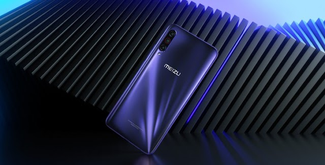 Meizu 16T is launched with Snapdragon 855 and OLED screen
