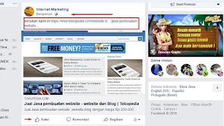 Cara membuat iklan di facebook ads.