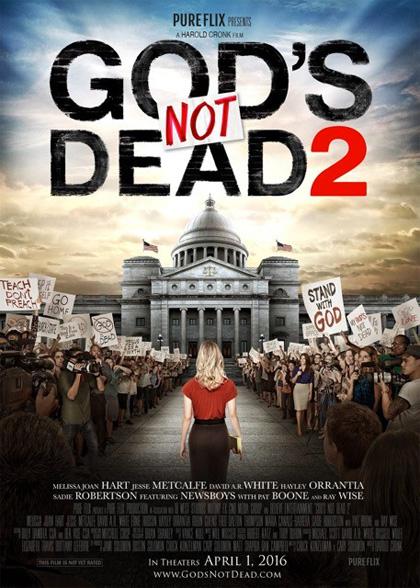 Colonna Sonora God's Not Dead 2 Canzone finale, titoli di coda e trailer