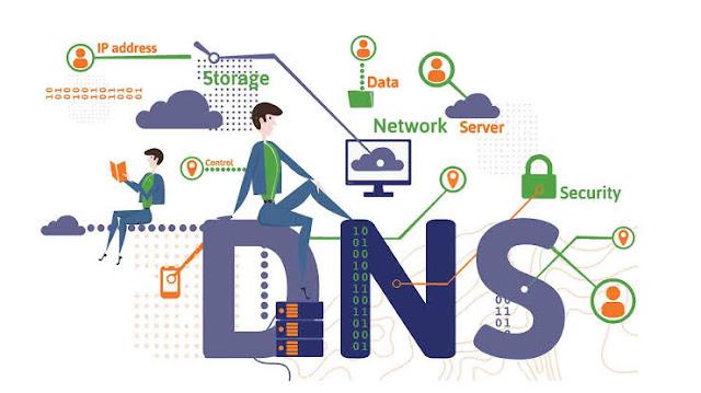 DNS Gratis Untuk Akses Internet