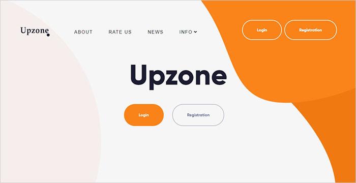 Изменение партнерской программы в Upzone