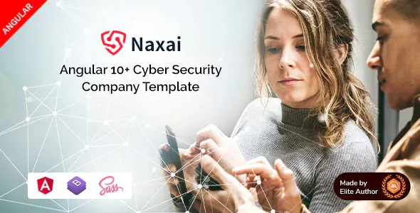 Best Cyber Security Agency Template