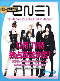 2NE1 – 1st Japan Tour [Nolza in Japan] (2011) HD [1080p] Concierto [GoogleDrive] SilvestreHD