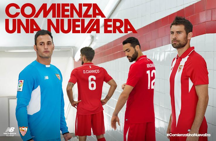 7bf74fc77ac Sevilla 15-16 Away Kit Released - Footy Headlines
