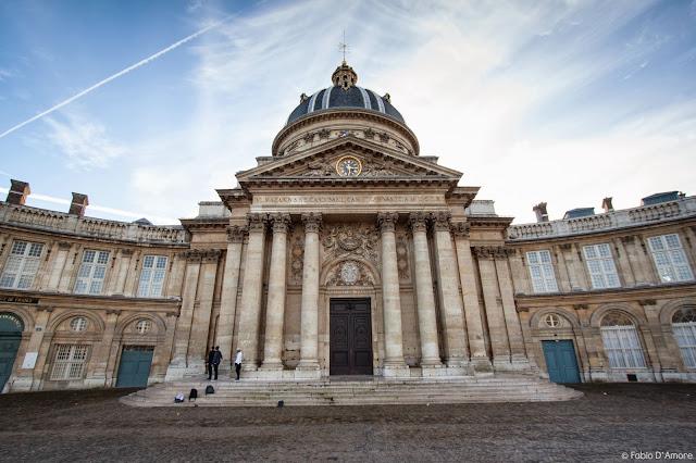Chiesa di St. Germain des Prés-Parigi
