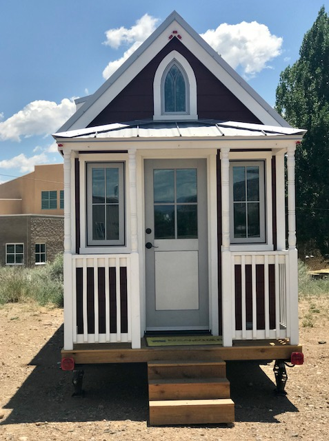 Elm tiny house, Escalante Village