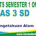 Soal UTS PKN Online Kelas 3 ( Tiga ) SD Semester 1 ( Ganjil ) - Langsung Ada Nilainya
